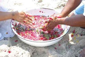 attraction spiritual sweet bath