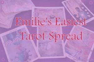 easy tarot spread