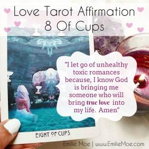 Love affirmation tarot emilie moe
