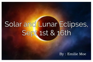Solar and Lunar Eclipses, September 2016