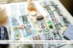 General Tarot Reading Spread