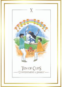10 of cups tarot