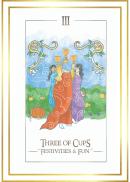 3 of cups tarot