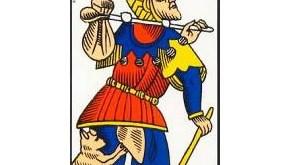 El Loco en la tirada del tarot, significado