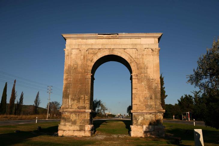Arco de Berà (MNAT) | Tarragona Turisme