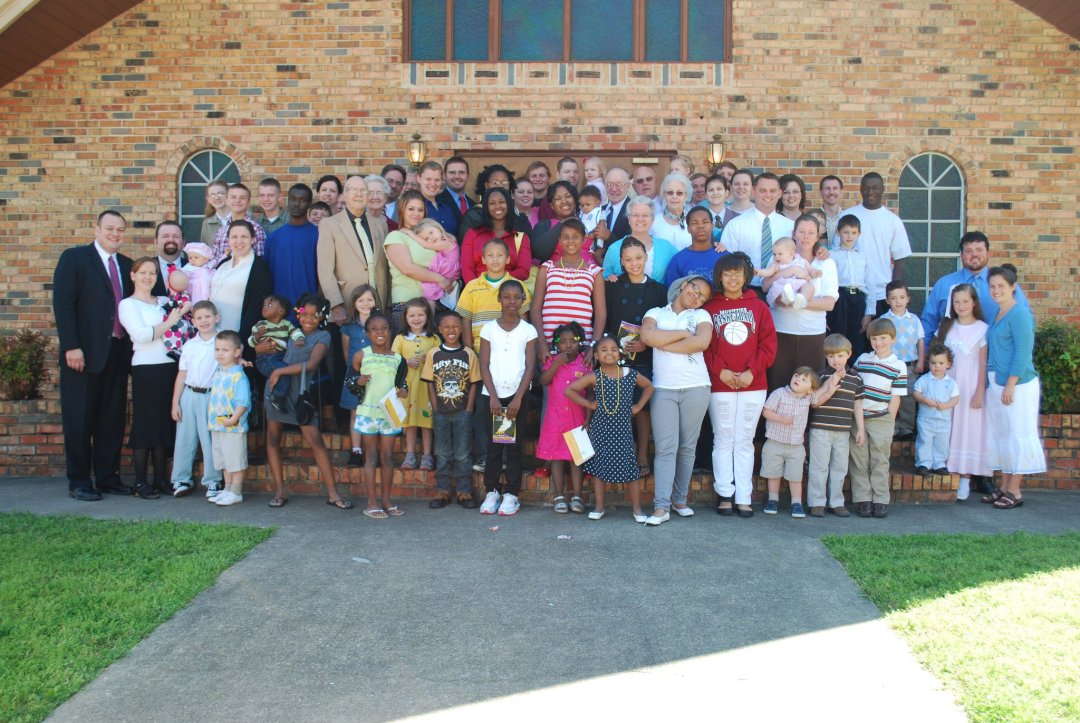 Our Church Family - We Welcome You!