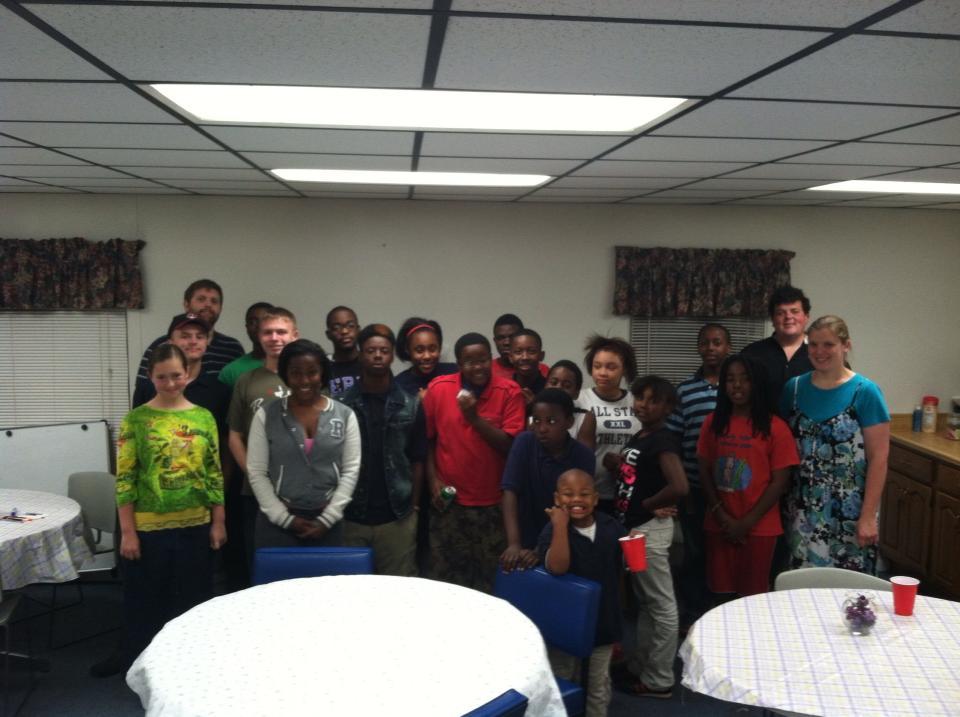 Teen Sunday School Class