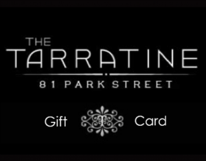 Gift cards available for The Tarratine in Bangor Maine