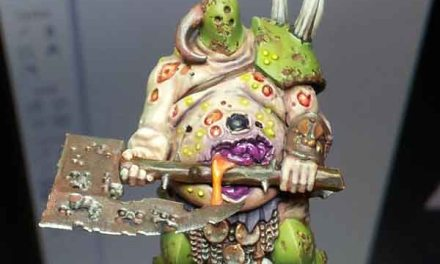 Nurgle Lord WIP Update 3