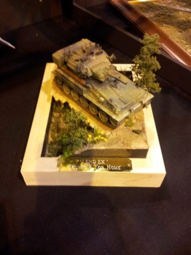 More tanks from the Telford 2011 IPMS model show