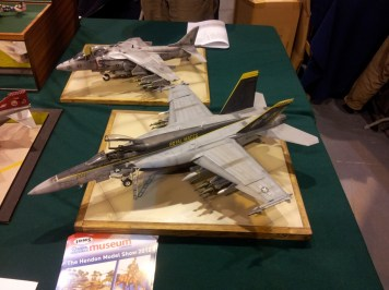 Some amazing model planes at IPMS