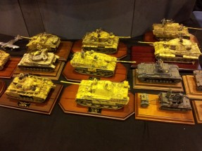 Tanks tanks tanks at IPMS