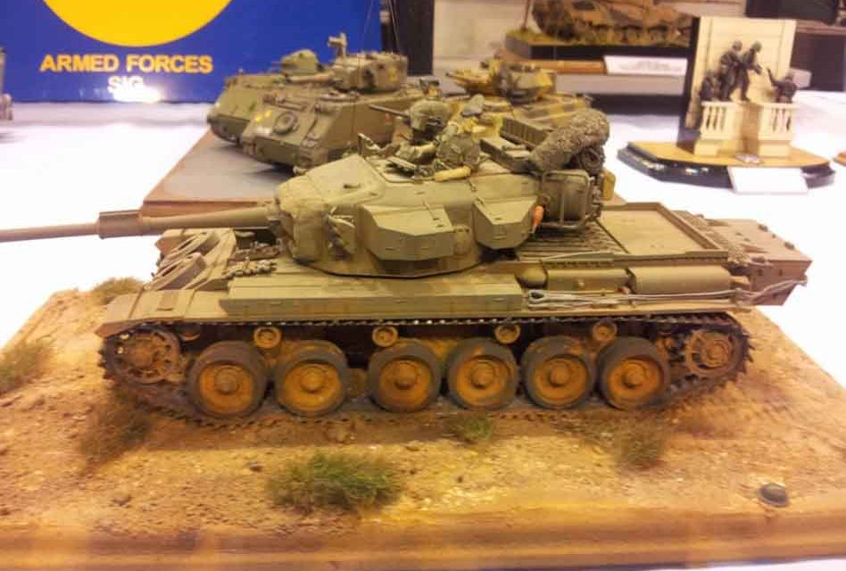 IPMS UK Scale Model World – Telford 2011