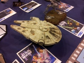 Millenium Falcon from Telford IPMS 2011