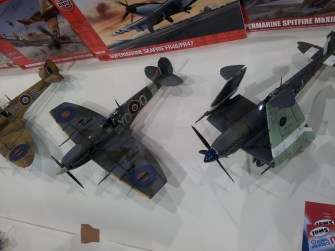 More model Spitfires at Telford IPMS 2011