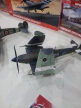 Model Spitfire at Telford IPMS 2011