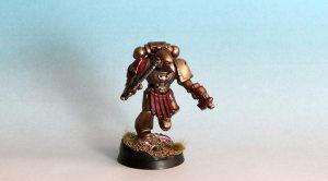 Minotaur Veteran