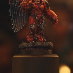 Golden Demon UK 2012 Warhammer 40k Single Gold