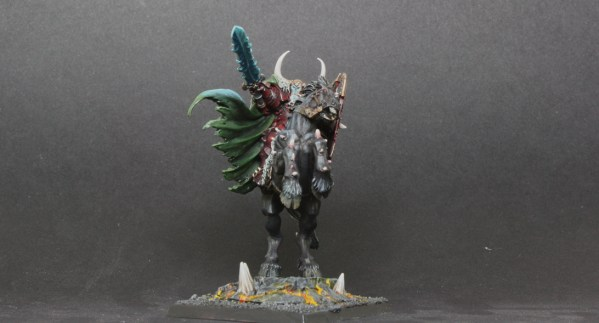 archaon mounted front