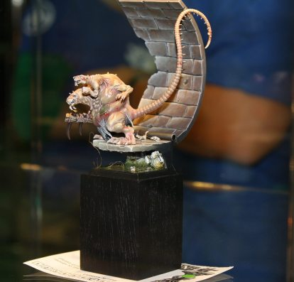 Bronze Monster Fantasy