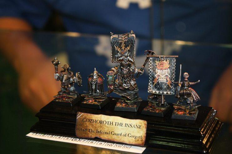 Warhammer Regiment Gold - Angelo Di Chello