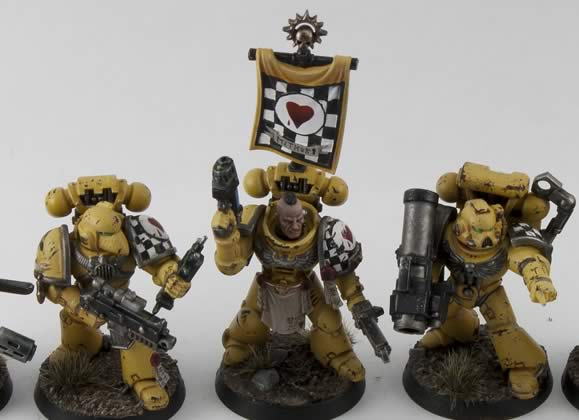 The Lamenters Space Marine Chapter