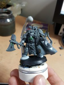 13th Company Wolf lord