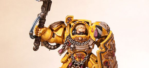 Lamenters  Space Marine Painting Tutorial