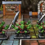 Goblins from Heroquest