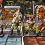 The heroes of Heroquest