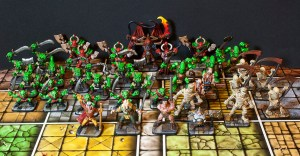 Heroquest the game