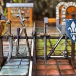 Heroquest weapons