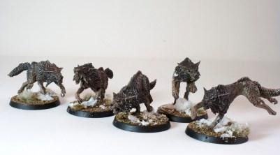 fenrisian wolves