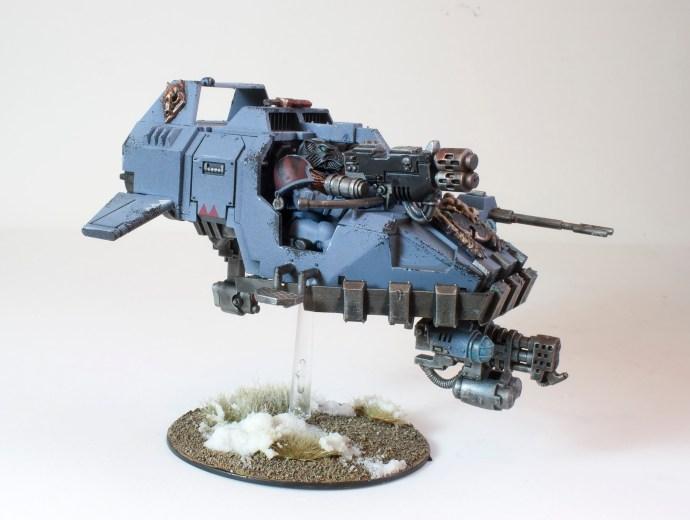 landspeeder - space wolves