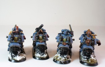 space wolves bikers