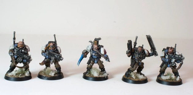 space wolves scouts