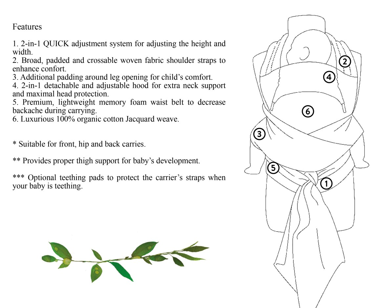 2- Caracteristici QUICK EN-ISARA Quick Half Buckle tartaruguita