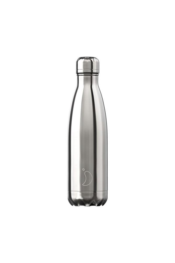 V2-Chrome-Silver-500ml - Chilly´s-Tartaruguita