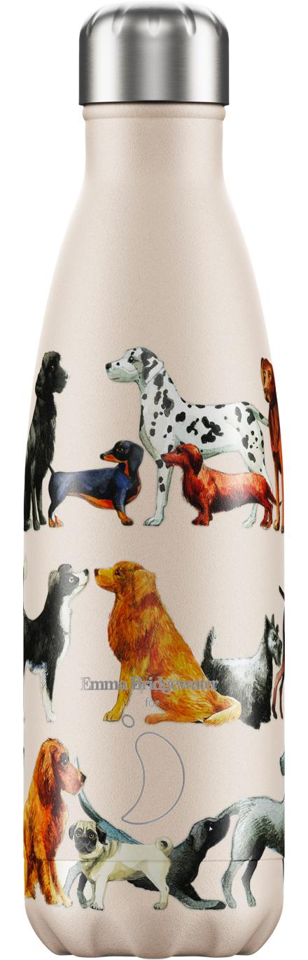 CHILLYS-EB Dogs 500ml-tartaruguita