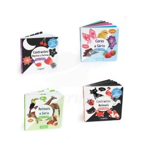 Coleção Crescer e Aprender Montessori Tartaruguita