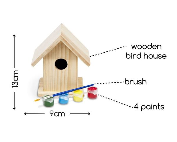 Birdhouse - BS Toys