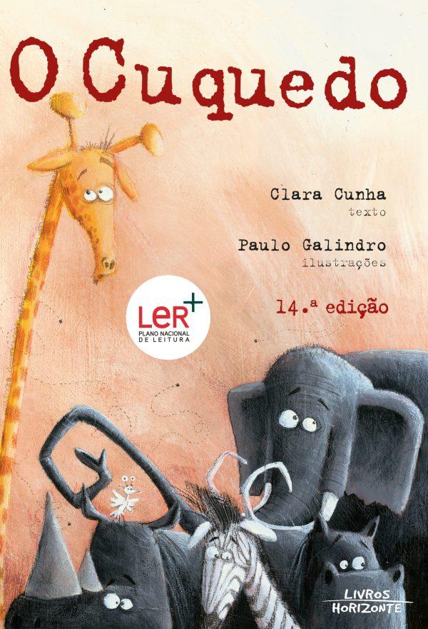 O Cuquedo 14.ªedição - Clara Cunha e Paulo Galindro - Tartaruguita