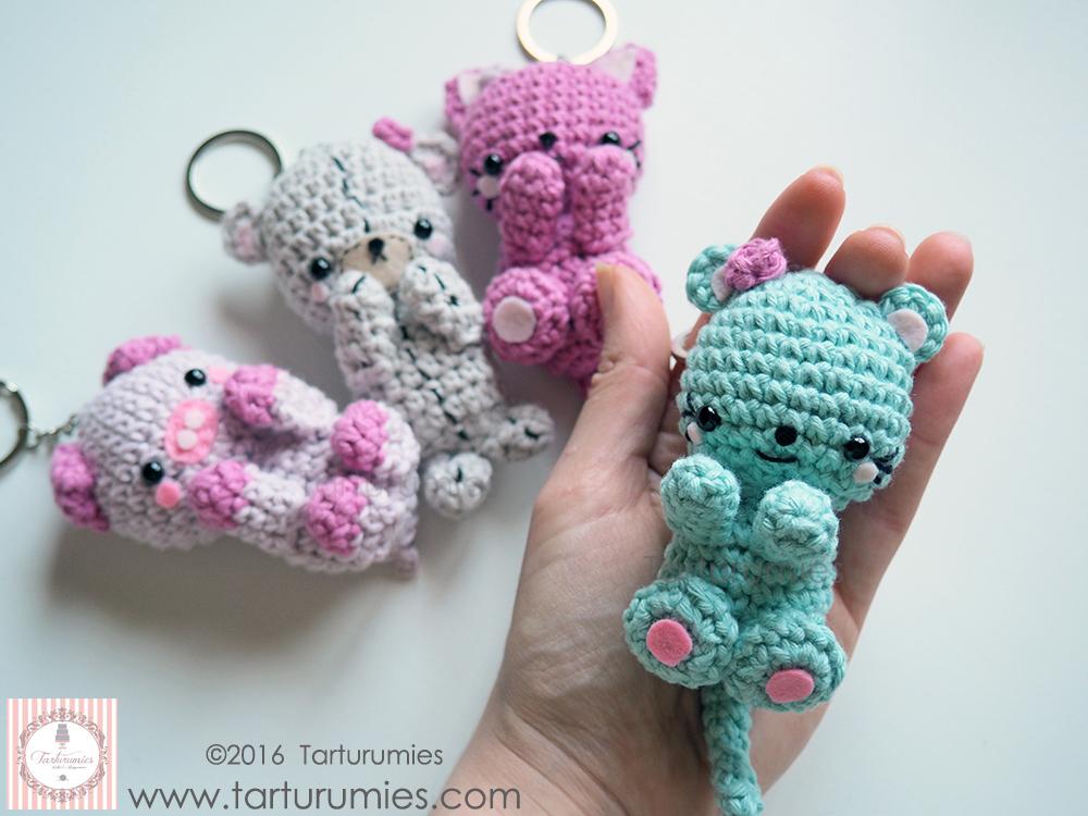 Kiko kawaii baby monkey - Free amigurumi pattern   750x1000