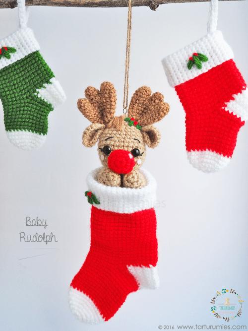 Baby Rudolph by Tarturumies