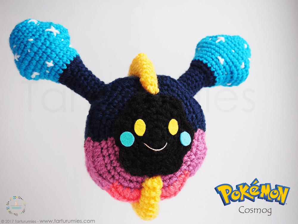 Amigurumi Patterns Pikachu : Amigurumi pattern: pokémon cosmog u2013 tarturumies