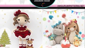 Contest Amigurumi Patterns 2020
