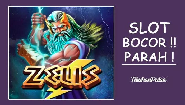 Bermain Slot Zeus Online Dengan Pulsa