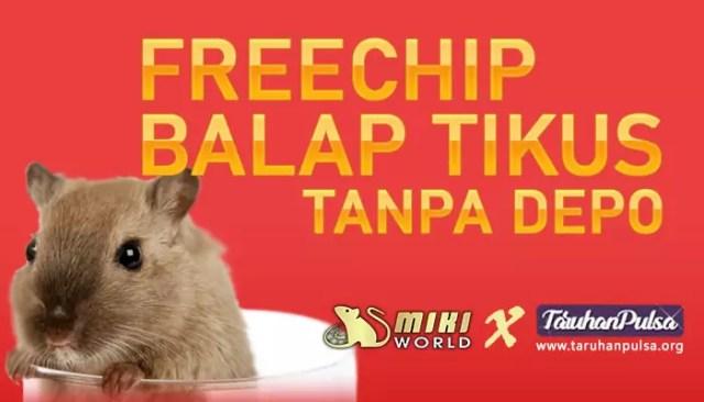 Freechip Tanpa Deposit Untuk Balap Tikus