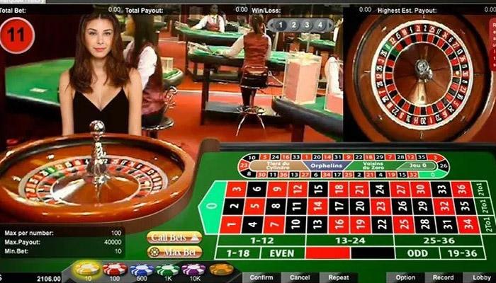 Cara Bermain Roulette Di Casino Sv388 Online