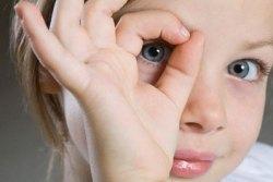 Лікування зору у дітей - Тарус